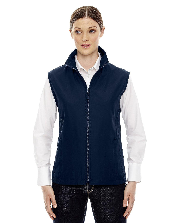Ash City - North End Ladies' Techno Lite Activewear Vest 78028 M10108