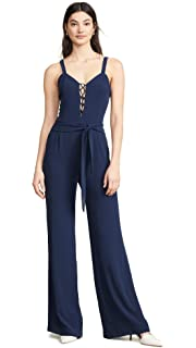 78d4a0e0d2a1 Amazon.com  Ramy Brook Women s Lulu One Shoulder Jumpsuit  Clothing