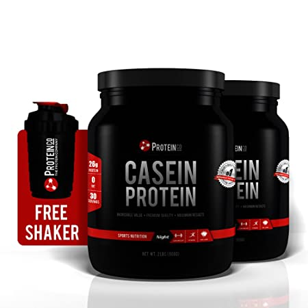 Review Casein Protein | Nighttime