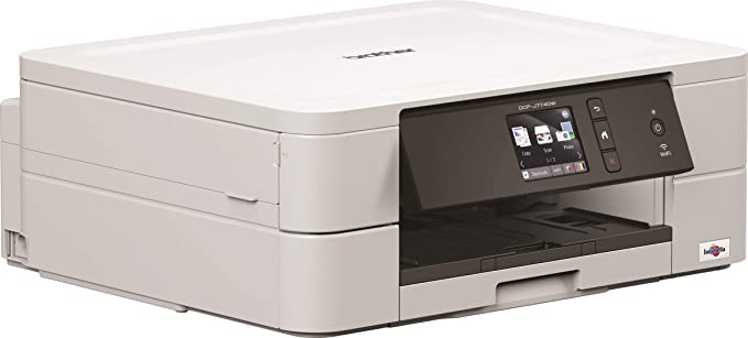 Brother dcpj774dwrf1 – Impresora multifunción Color 12 PPM Color Blanco: Amazon.es: Informática