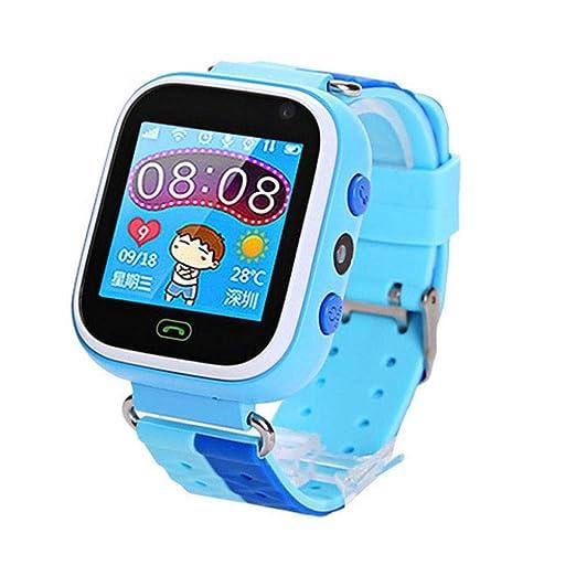 Fenido Kids Smartwatch, Reloj de Pulsera Inteligente para niños con cámara, Reloj de Pulsera Inteligente Impermeable para Rastreador de niños, ...
