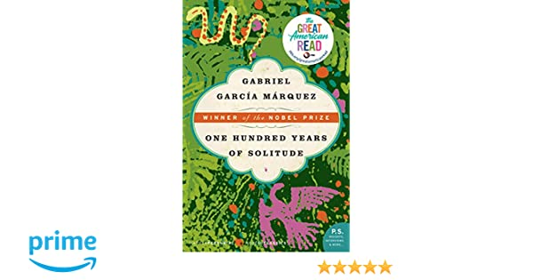 One Hundred Years Of Solitude Harper Perennial Modern Classics: Amazon.es: Gabriel García Márquez: Libros en idiomas extranjeros