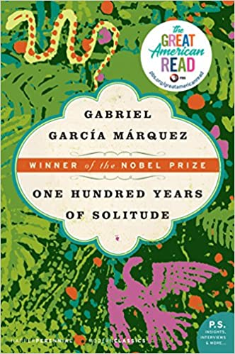 Amazon one hundred years of solitude harper perennial modern amazon one hundred years of solitude harper perennial modern classics 9780060883287 gabriel garcia marquez gregory rabassa books fandeluxe Images