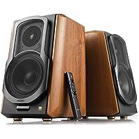 Edifier S1000MKII Audiophile Active Bookshelf 2.0 Speakers - 120w Speakers Bluetooth 5.0 with aptX HD - Optical Input…
