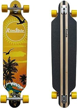 RIMABLE Dancing Longboard