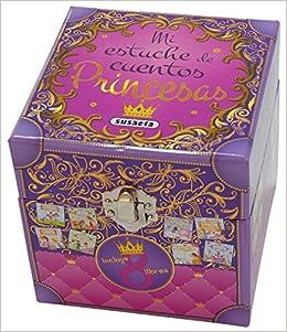 Mi estuche de cuentos de princesas: Amazon.es: Susaeta, Equipo: Libros