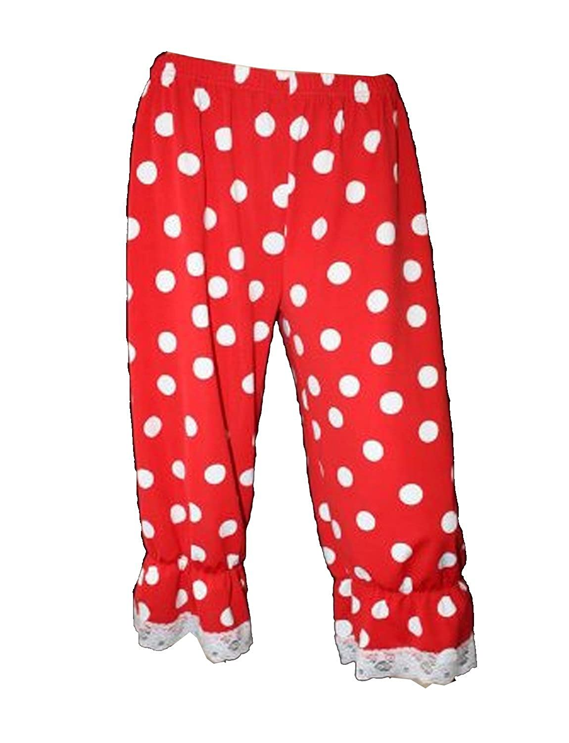 Minnie Red & White Polka Dot Long Bloomers