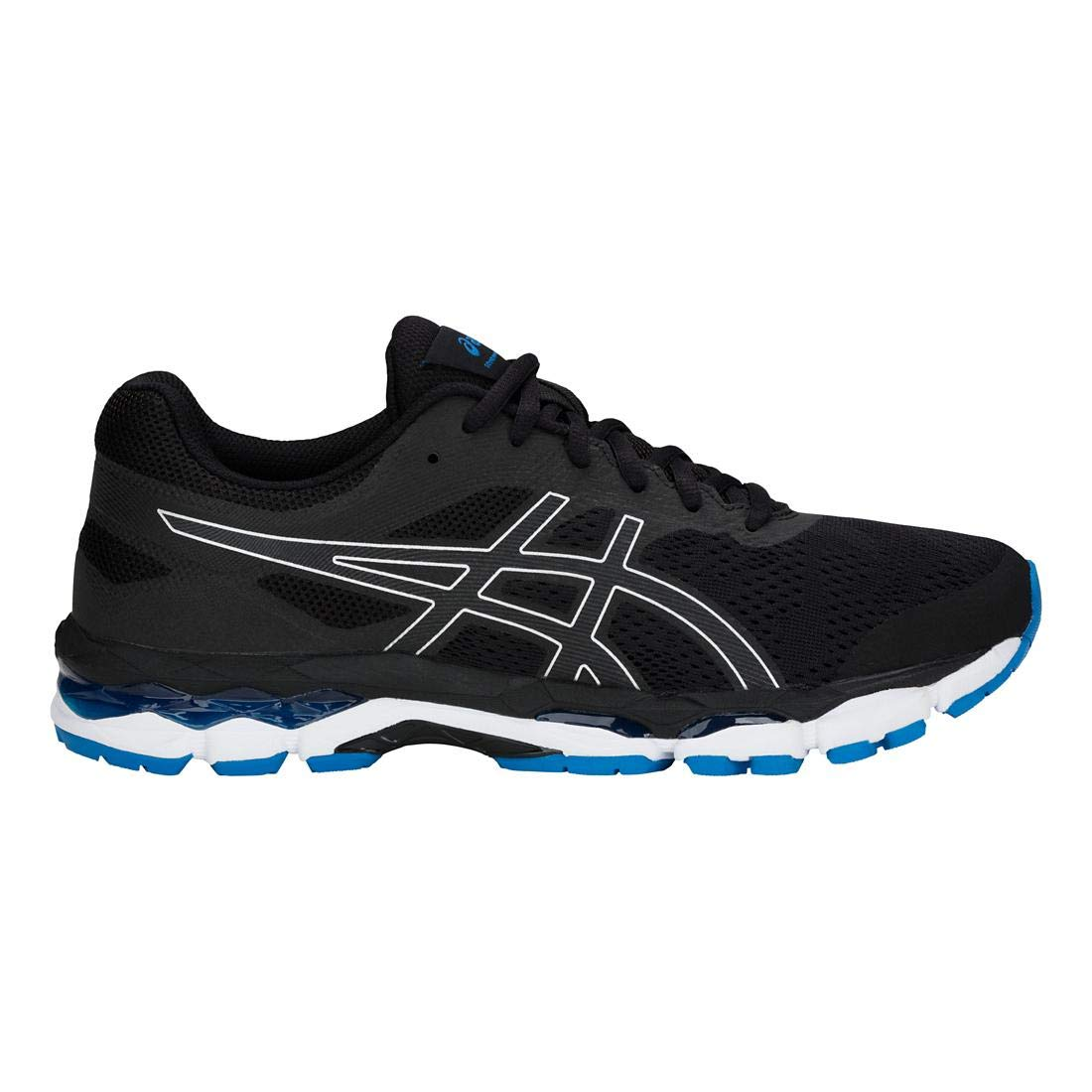 Black Silver ASICS Men's Gel-Superion 2 Running shoes