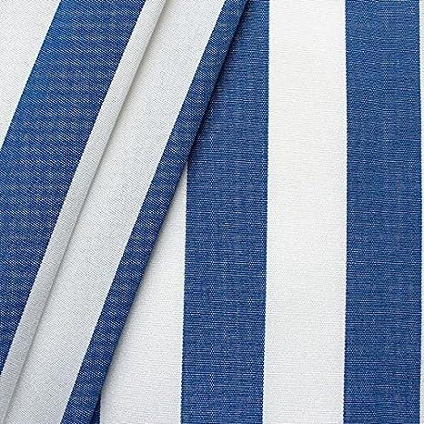 Markisen Outdoorstoff uni hellblau Sonnenschutz Kissen Strandkörbe Preis=0,5m