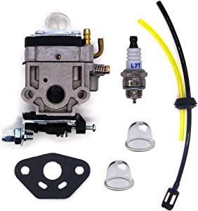 FitBest New Carburetor for Walbro WYK-233A Echo A021001340 PAS280 PPF280 PPT280 SRM280 Trimmers Carb