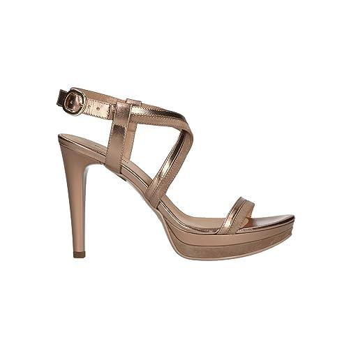 NERO GIARDINI Sandali scarpe donna dracena 6030 elegante mod. P806030DE