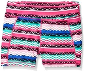 Soybu Girls Sporty Short, Aztec Stripe, Small