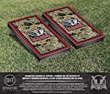 NCAA Alabama Crimson Tide Operation Hat Trick Border Version Cornhole Game Set