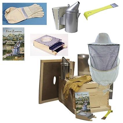 Amazon.com : Easy Beehive Starter Kit - Single Bee Hives for ...