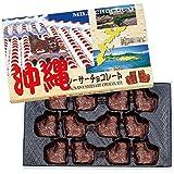 沖縄土産 沖縄 シーサーチョコレート 1箱 (日本 沖縄 お土産)
