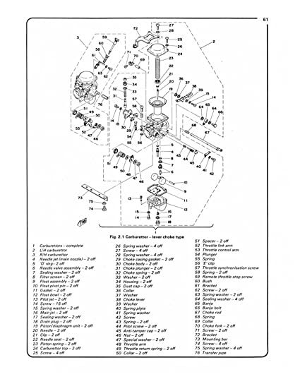 1981 Xs650 Engine Diagram Gota Wiring Diagram