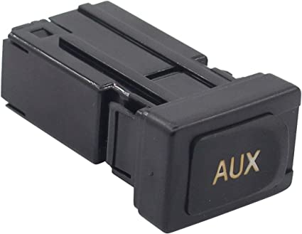 Aux Port for Toyota Camry Highlander Matrix Venza 08-12 Auxiliary Aux Stereo Adaptor Input Jack 86190-02020