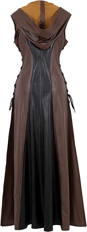 Amazon.com: Disfraz de arquero medieval para mujer, estilo ...