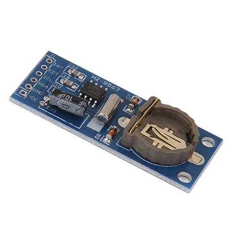 Sharplace Módulo Reloj Tiempo Real para Arduino Aparato ...