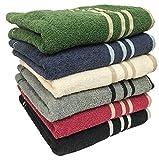Ruthy's Textile 3-pack 27'' X 50'' 100% Cotton Bath Towels