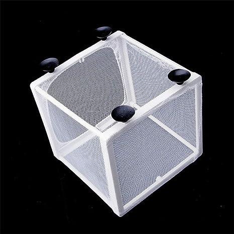 Leoie - Caja de Malla Aislante para Acuario o pecera, Accesorio para Acuario