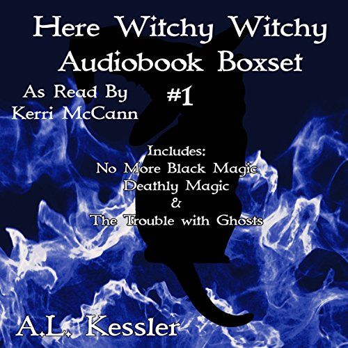 Here Witchy Witchy Box Set One