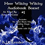 Here Witchy Witchy Box Set One | A. L. Kessler