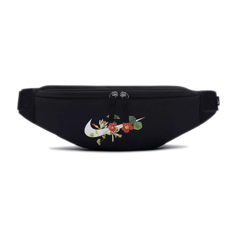Black//White Nike BA6002 2018 Gear Bum Bag 25 cm