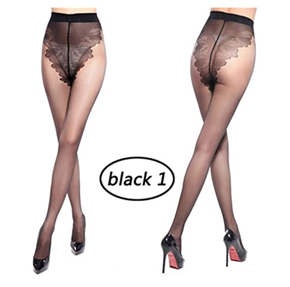 Matchless skinny girls in tights nylons pantyhose did not