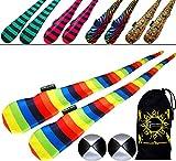 Funky Sock Poi Set (5 Designs) Pro Poi Spinning