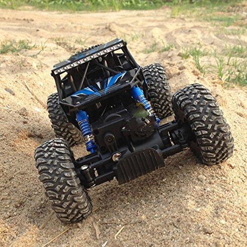 DeXop-Babrit Newer 2.4HZ Racing Cars RC Cars Remote Control Cars Electric Rock Crawler Radio Control Cars Off Road Cars
