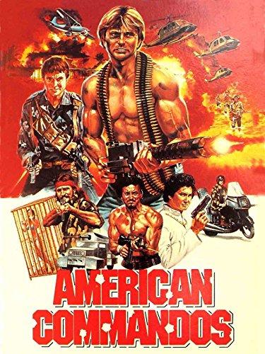 American Commandos - Vet Drug