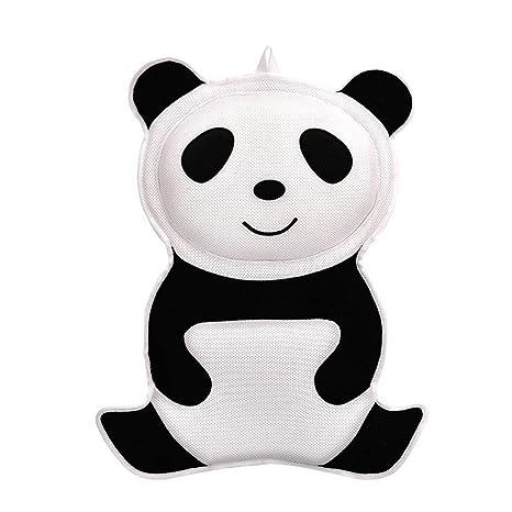 SXFYHXY Panda Almohada de baño Cojín de Cuello Suave ...