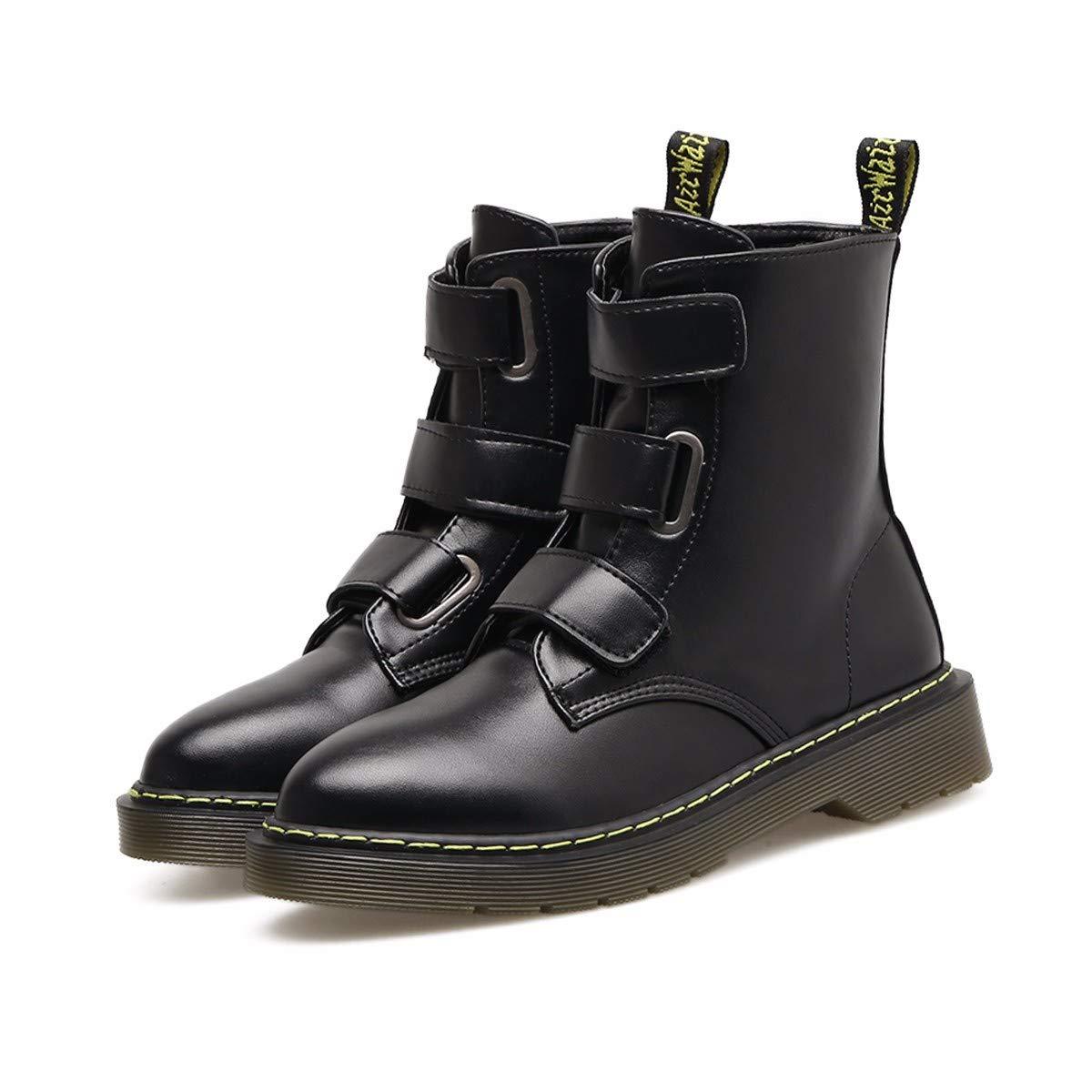 LBTSQ-Mode/Damenschuhe/Chelsea Stiefel Absatz 3 cm Hoch Flachen Boden Kurze Stiefel Flache Sohle Spitze Ärmel Slim Dünne Beine Martin Stiefel Schuhe