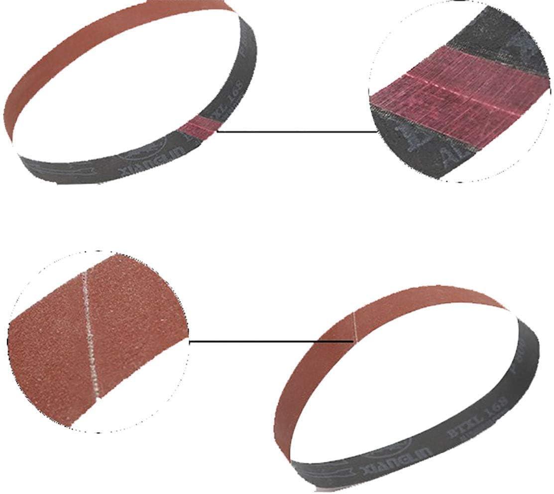 CTO 20 * 520Mm Belts 20Ps for 20Mm Belt Sander (120 Mesh),240 Mesh 400 Mesh