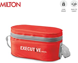 Milton Executive Lunch (Available in 2 Colors) (Red)