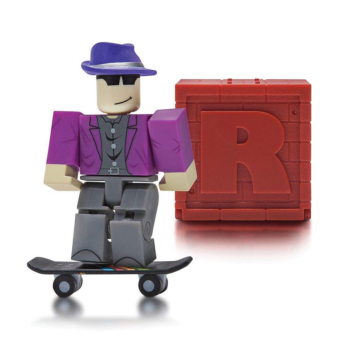 Roblox Series 4 prisman Action Figure Mystery Box Virtual Item Code 2.5 Jazwares