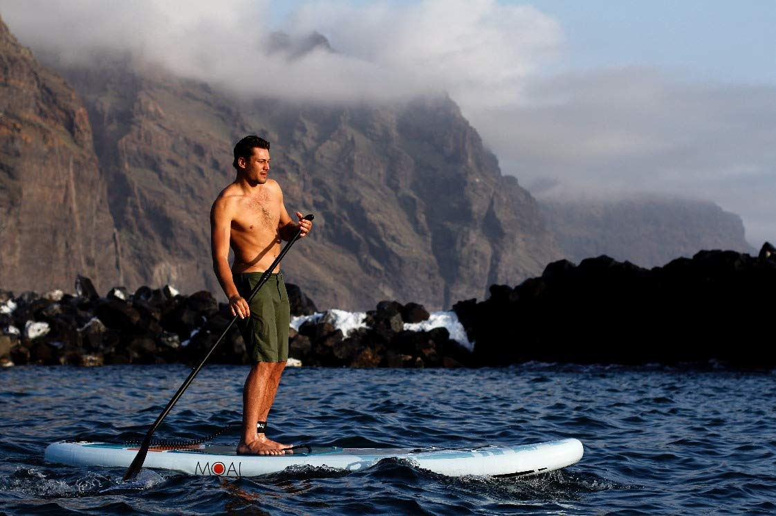 MOAI Sup Hinchable, Tabla de Paddle Surf 106
