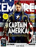 Empire Magazine - March 2011 - Captain America, Source Code, The Adjustment Bureau, Battle: Los Angeles, Sucker Punch (Issue 261)