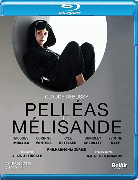 Debussy - Pelléas et Mélisande (3) - Page 10 618o39q-enL._SL600_
