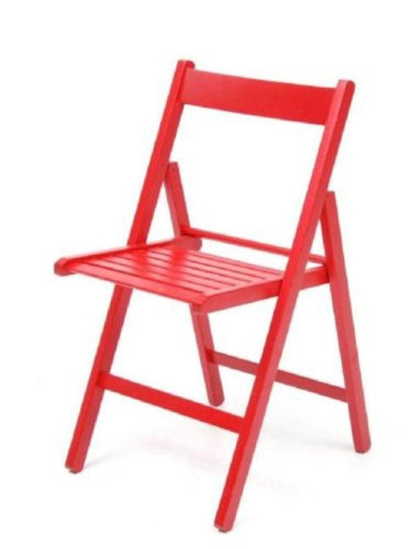 Incluye 4 sillas plegables cervecería Silla de madera ...