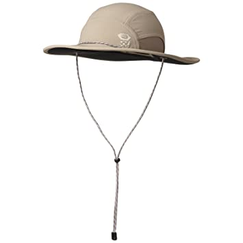 b6238c5b8e5 Mountain Hardwear Talus Sun Hat - Men s Khaki 299 Medium  Amazon.ca  Sports    Outdoors
