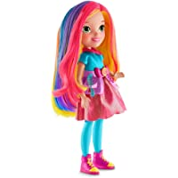 Fisher-Price Sunny Day Magic Hair Color-Change Sunny Doll for Ages 3Y+
