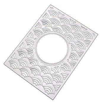 Hollow METAL CUTTING DIES STENCILS SCRAPBOOKING EMBOSSING PAPER CARD CRAFT DECOR