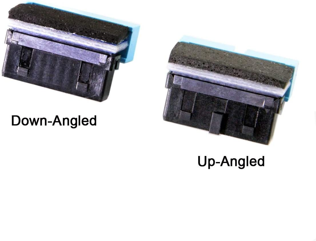 Connectors USB 3.0 20pin Male to Female Extension Adapter Up Down Angled 90 Degree for Asus Gigabyte Msi Onda Inte Lenovo USB3 Motherboard Cable Length Down Angled