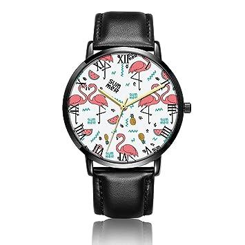 [kosung] Mandala Elefante Reloj De Pulsera, personalizado unisex acero inoxidable resistente al agua