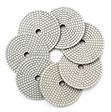 Diamond Polishing Pads 4 Inch Wet for Concrete Marble Granite Stone Surface Edge Polishing