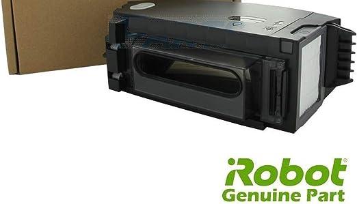 IROBOT - WASHABLE BIN FOR ROOMBA VERSION E5 - 4624868: Amazon.es ...