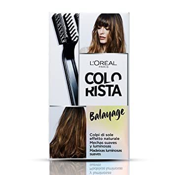 Amazon.com: Coloración Permanente Colorista Effect 4 Balayage: Beauty