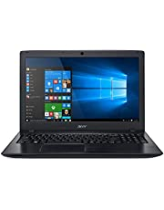 "Acer Aspire E 15, 15.6"" Full HD, 8th Gen Intel Core i3-8130U, 6GB de memoria RAM, 1TB HDD, 8X DVD, E5-576-392H, Únicamente laptop, Negro obsidiana, Intel i3/6GB/1TB HDD"